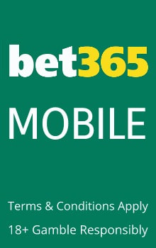 Bet365 Smartphone Bookie