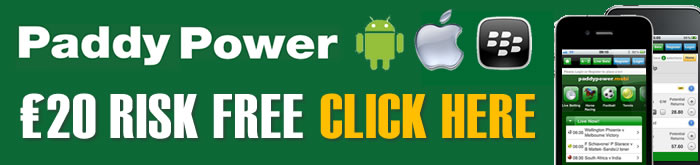 Mobile Paddy Power iOS